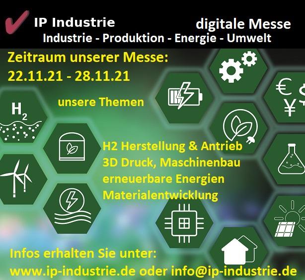 Die grüne digitale Messe!
